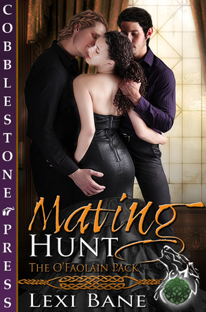 Mating Hunt (The O'Faoláin Pack Book 1) Once they had decided to take the plunge, Marcus and Liam O'Faoláin knew what they had to do. The Mating Balls were the place where they could find the woman who would complete them. Too bad they didn't know there were going to have to hunt for her.