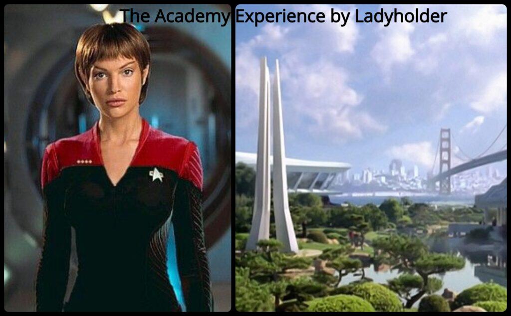 The Academy Experience - Ladyholder.com
